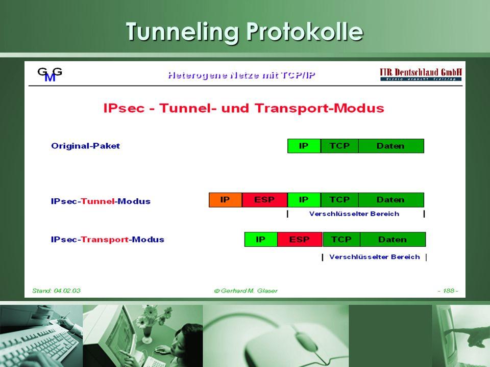 Tunneling Protokolle