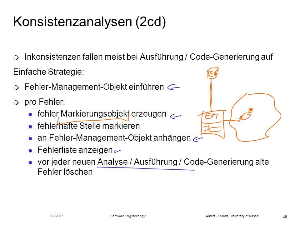 Konsistenzanalysen (2cd)
