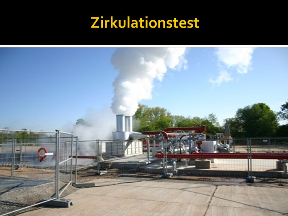 Zirkulationstest
