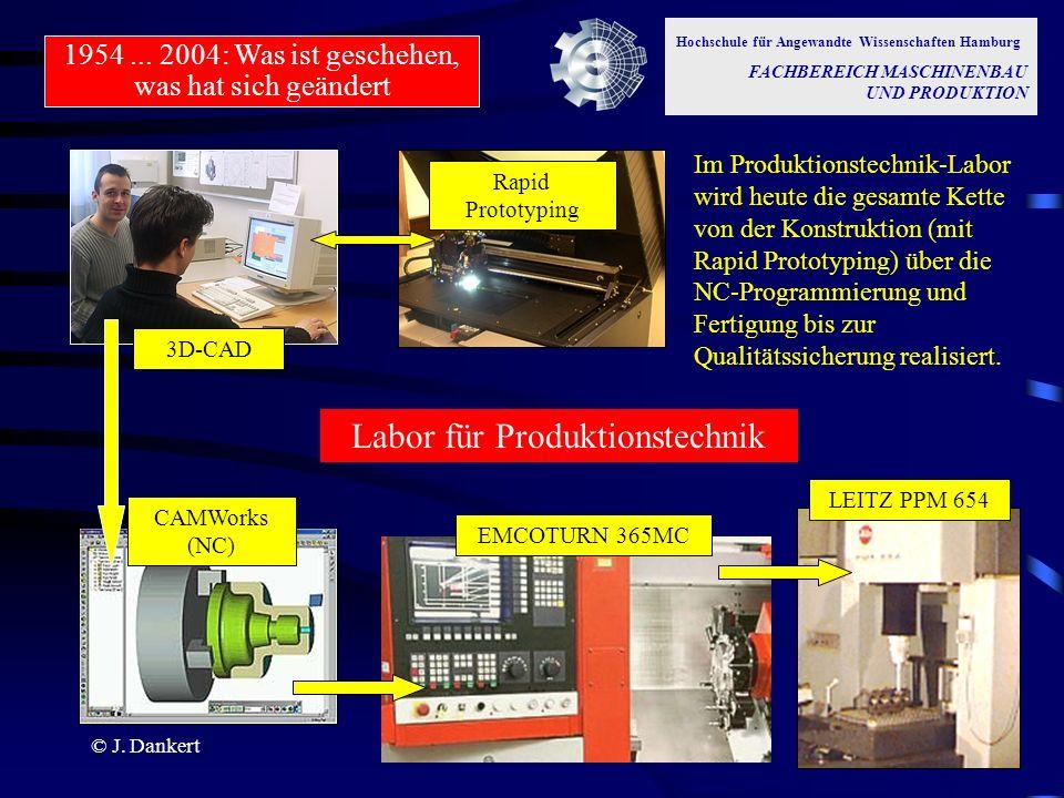 Labor für Produktionstechnik