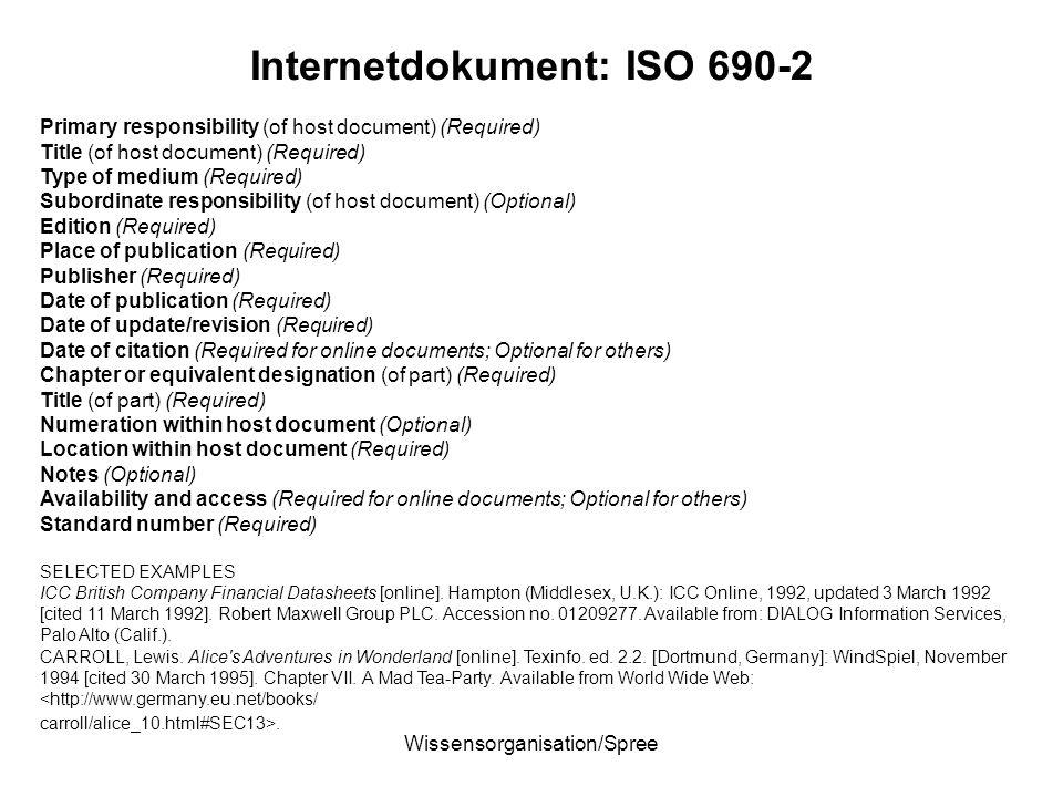 Internetdokument: ISO 690-2