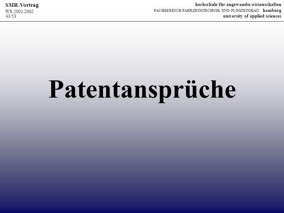 Patentansprüche