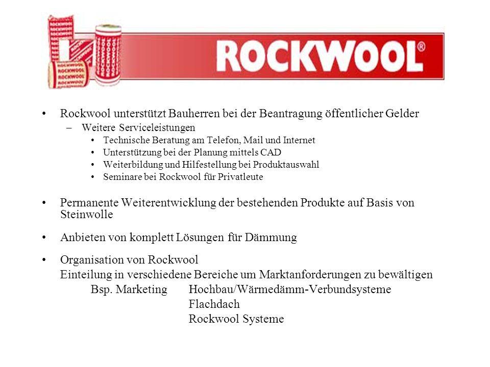 Rockwool unterstützt Bauherren bei der Beantragung öffentlicher Gelder