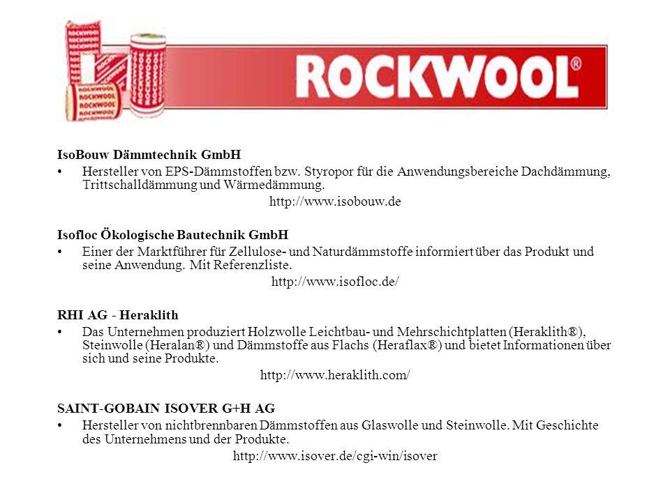 IsoBouw Dämmtechnik GmbH