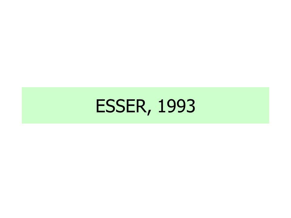 ESSER, 1993