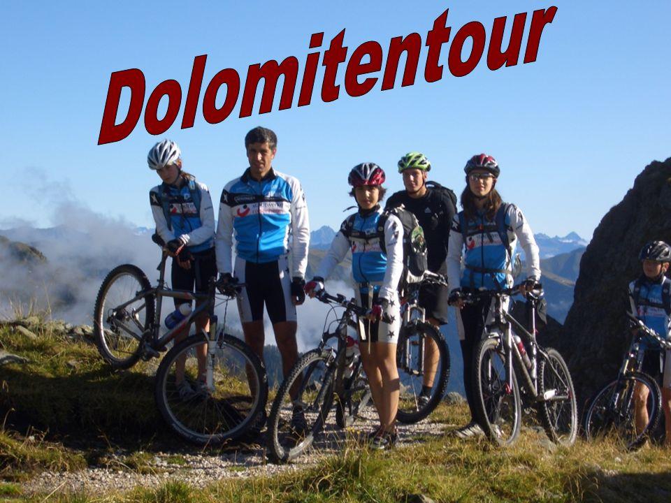 Dolomitentour
