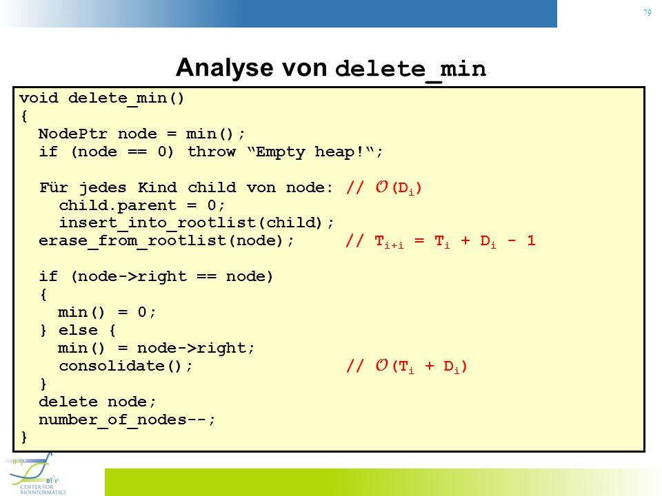 Analyse von delete_min
