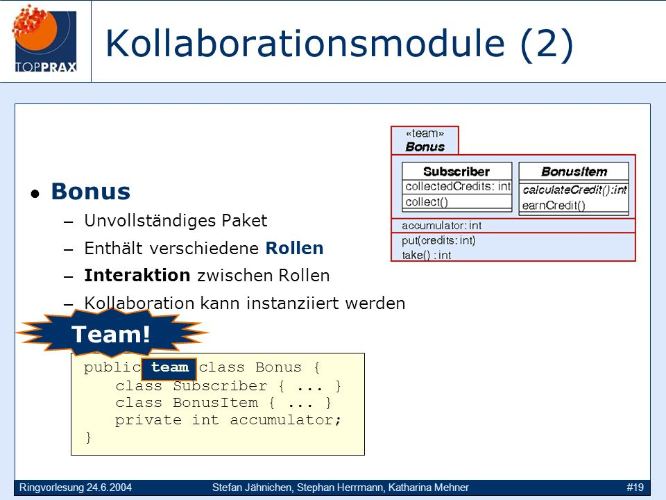 Kollaborationsmodule (2)