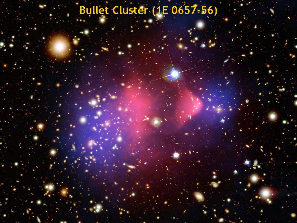 Bullet Cluster (1E 0657-56)