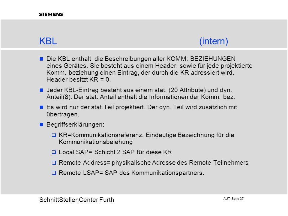 KBL (intern)