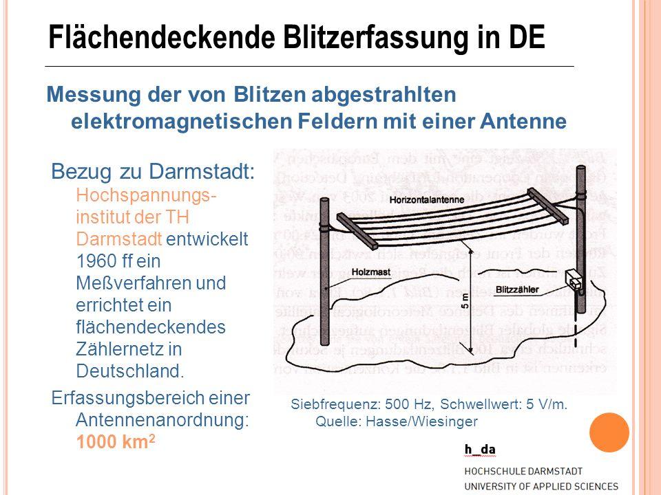Flächendeckende Blitzerfassung in DE