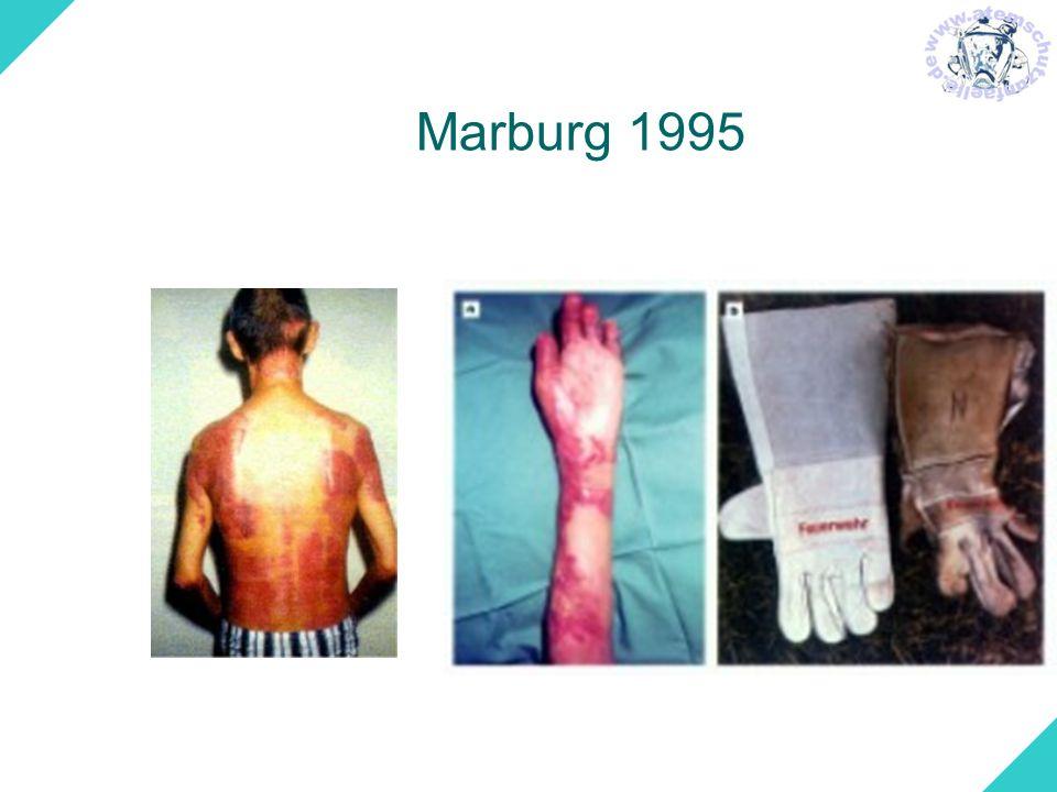 Marburg 1995 Kurzer Kommentar. Einführung HuPF usw.
