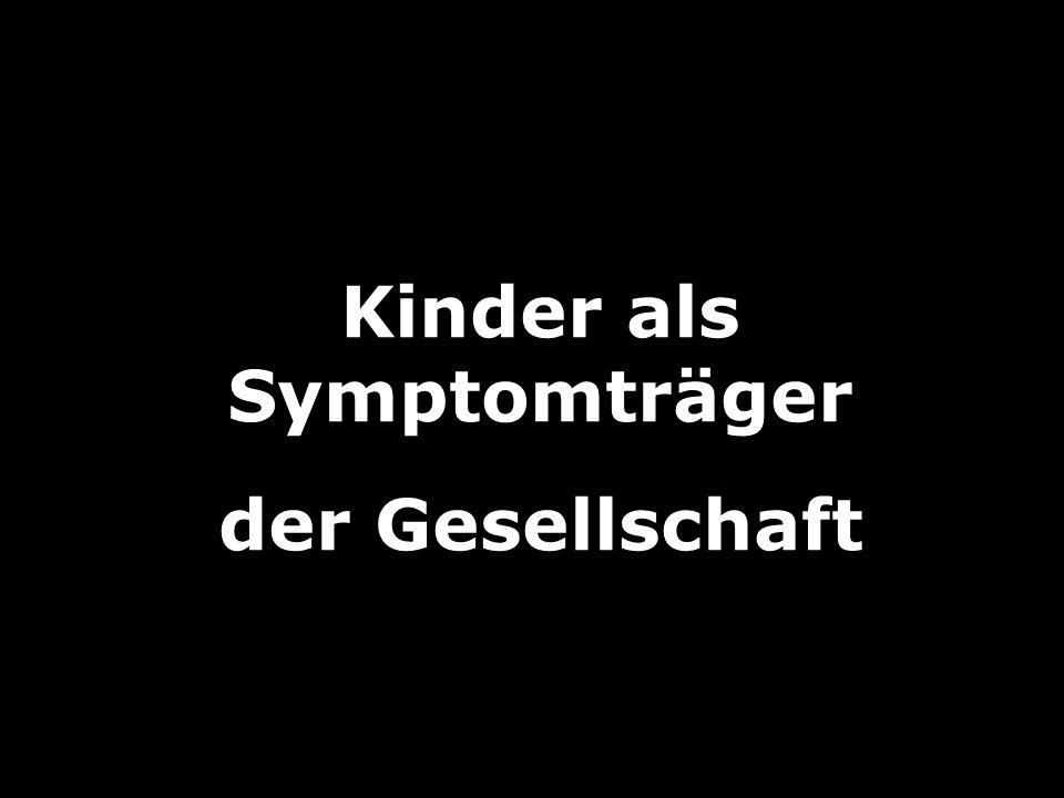Kinder als Symptomträger