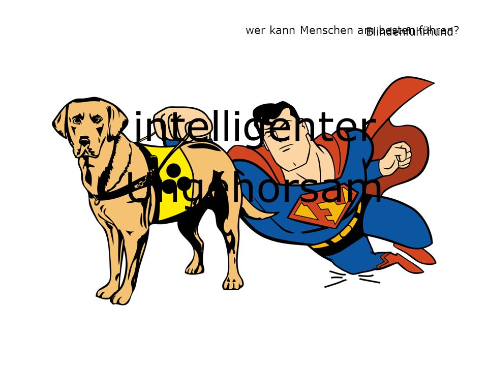 intelligenter Ungehorsam