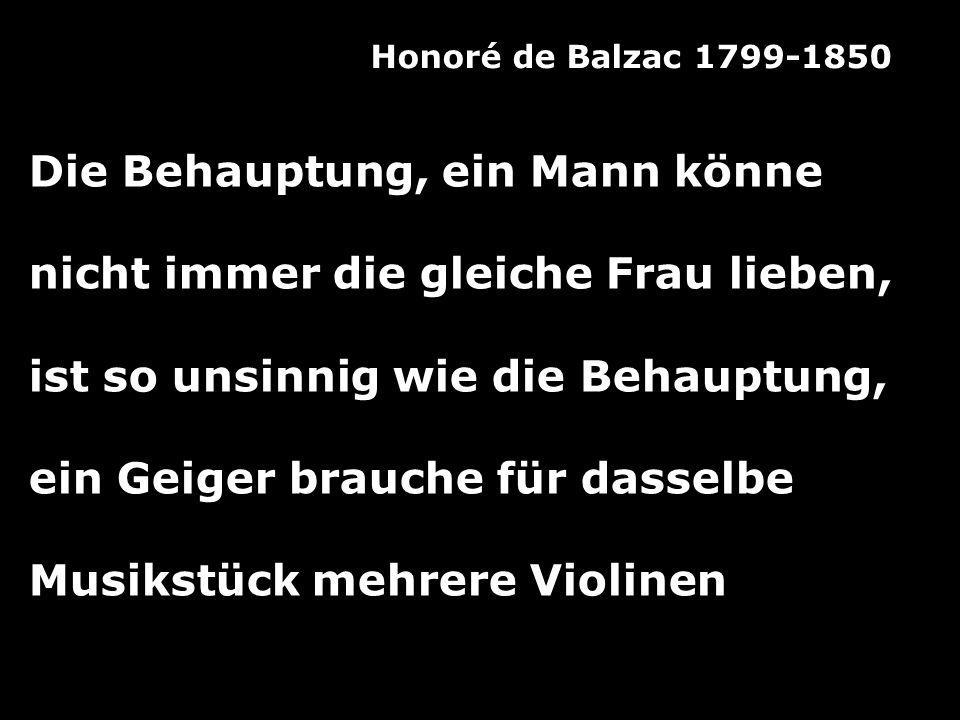 Honoré de Balzac 1799-1850