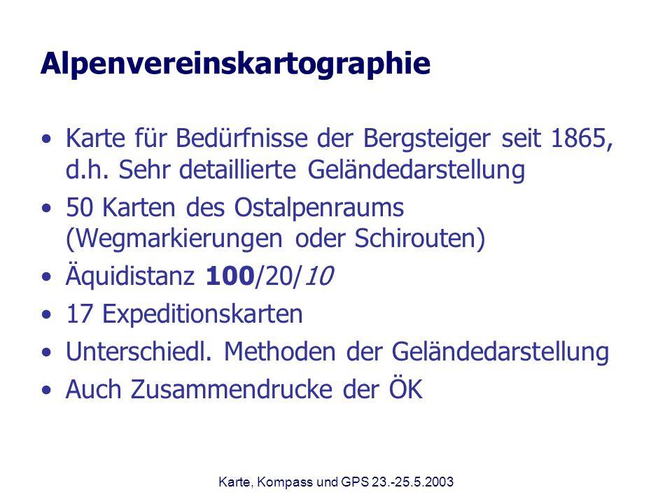 Alpenvereinskartographie