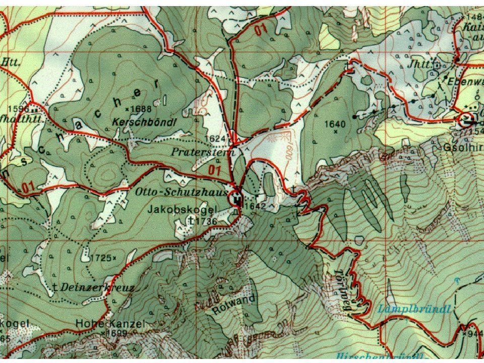 Karte, Kompass und GPS 23.-25.5.2003
