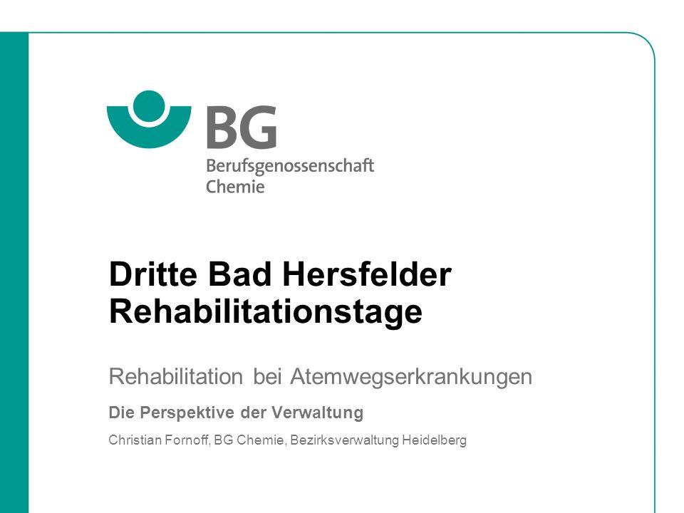 Dritte Bad Hersfelder Rehabilitationstage