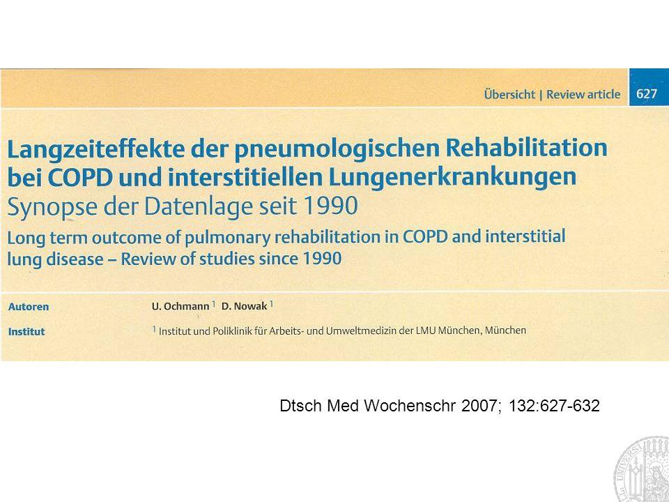 Dtsch Med Wochenschr 2007; 132:627-632