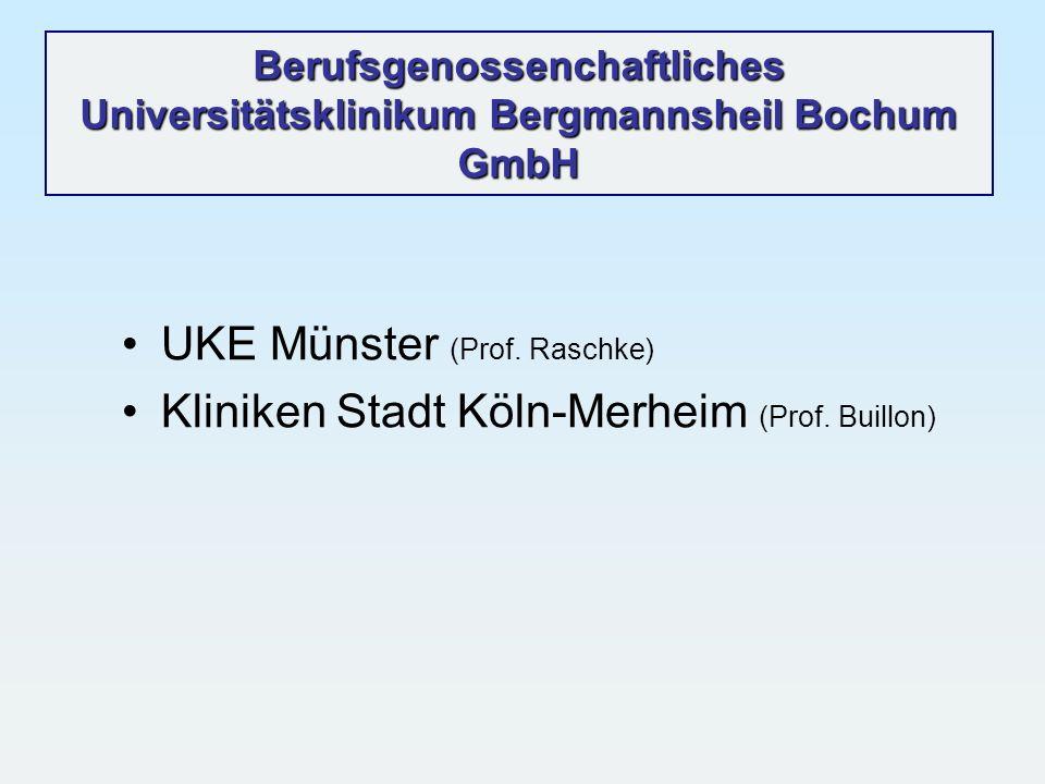 UKE Münster (Prof. Raschke)