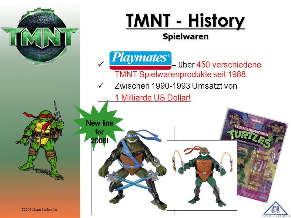 TMNT - History Spielwaren