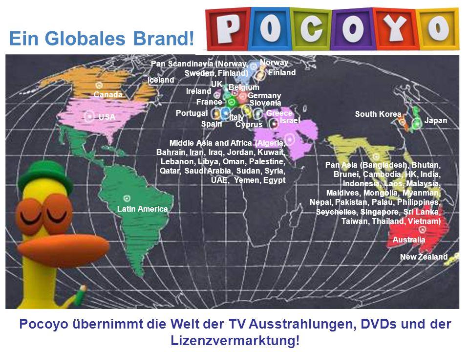 Ein Globales Brand!Pan Scandinavia (Norway, Sweden, Finland) Norway. Finland. Iceland. UK. Belgium.