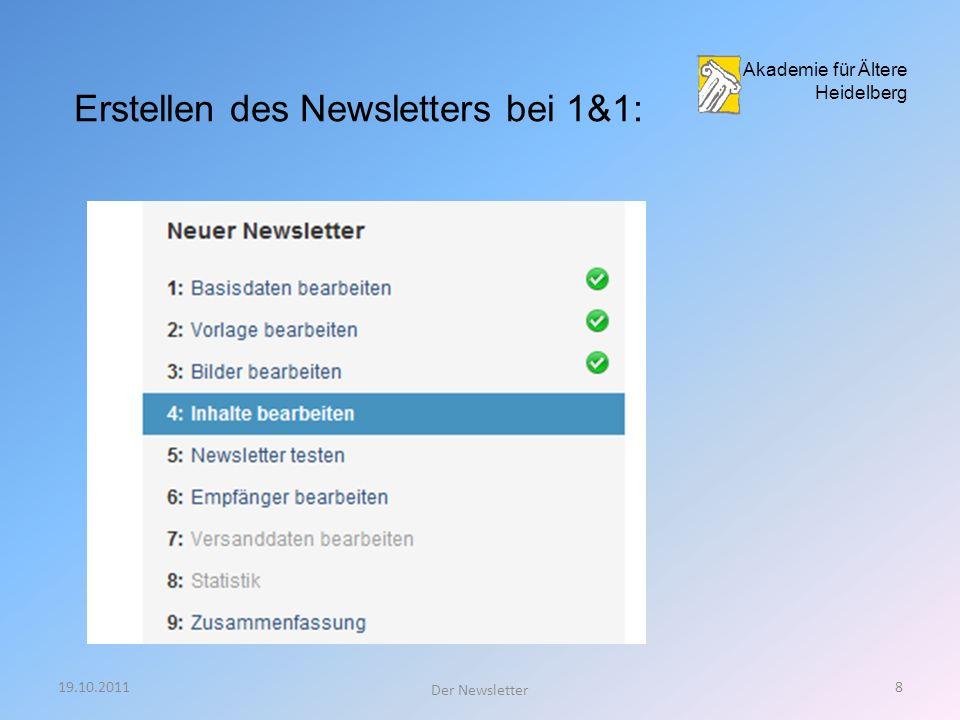Akademie für Ältere Heidelberg