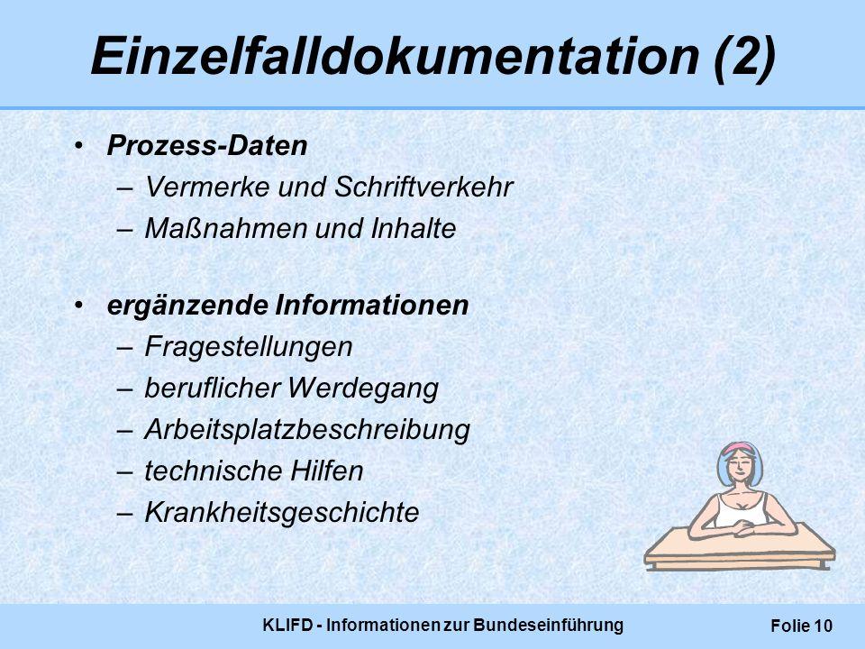 Einzelfalldokumentation (2)