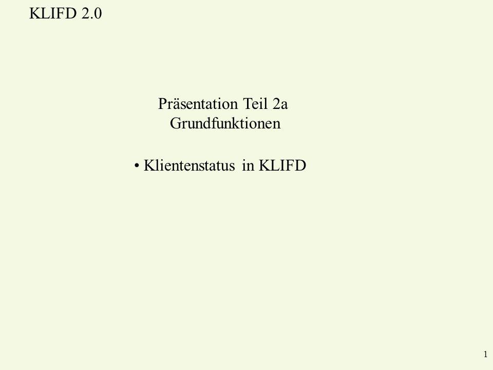 Präsentation Teil 2a Grundfunktionen