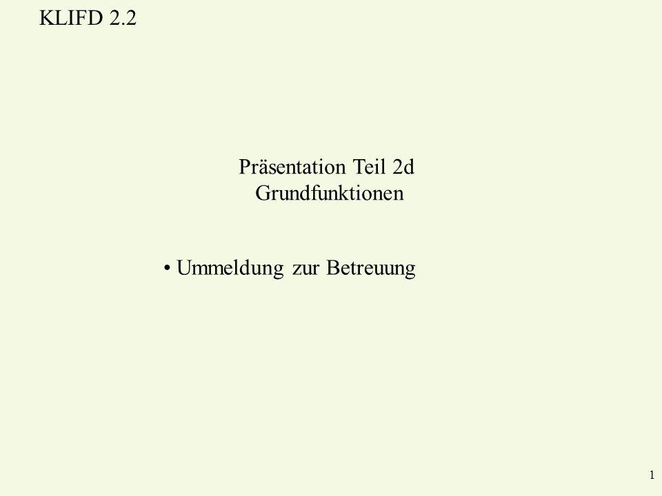 Präsentation Teil 2d Grundfunktionen