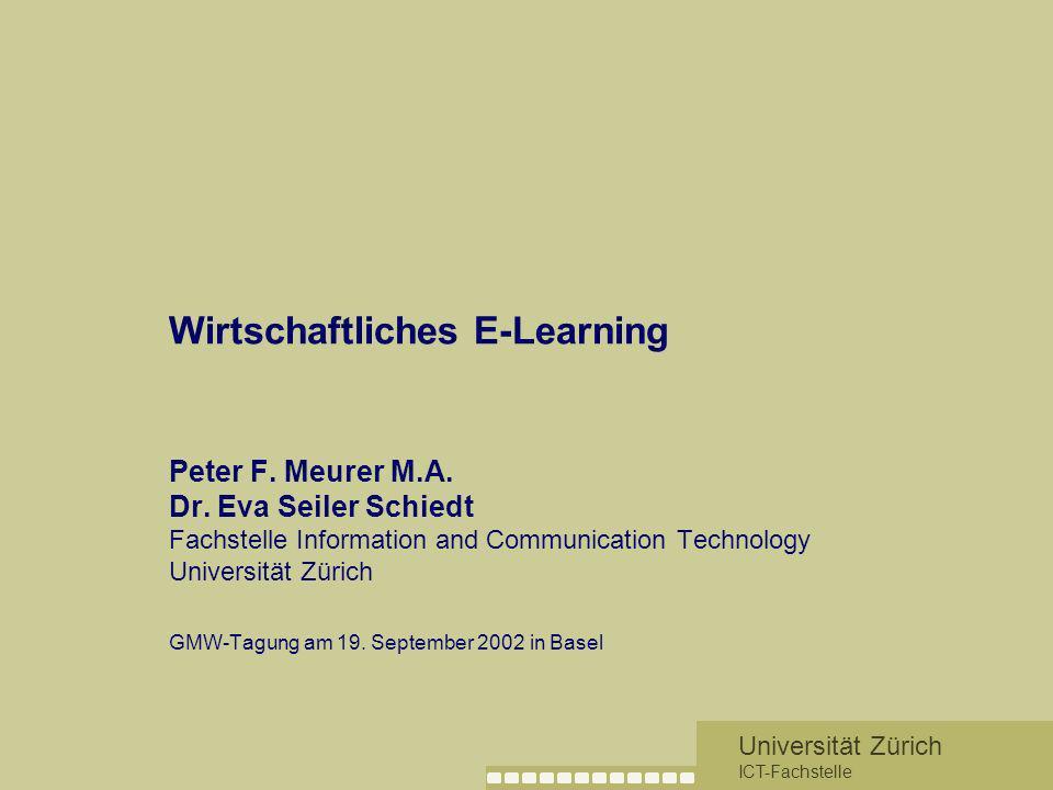 Wirtschaftliches E-Learning