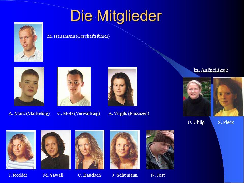 Die Mitglieder Im Aufsichtsrat: M. Hausmann (Geschäftsführer)