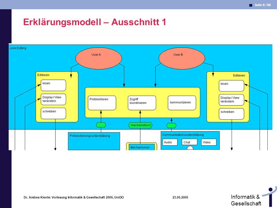 Erklärungsmodell – Ausschnitt 1