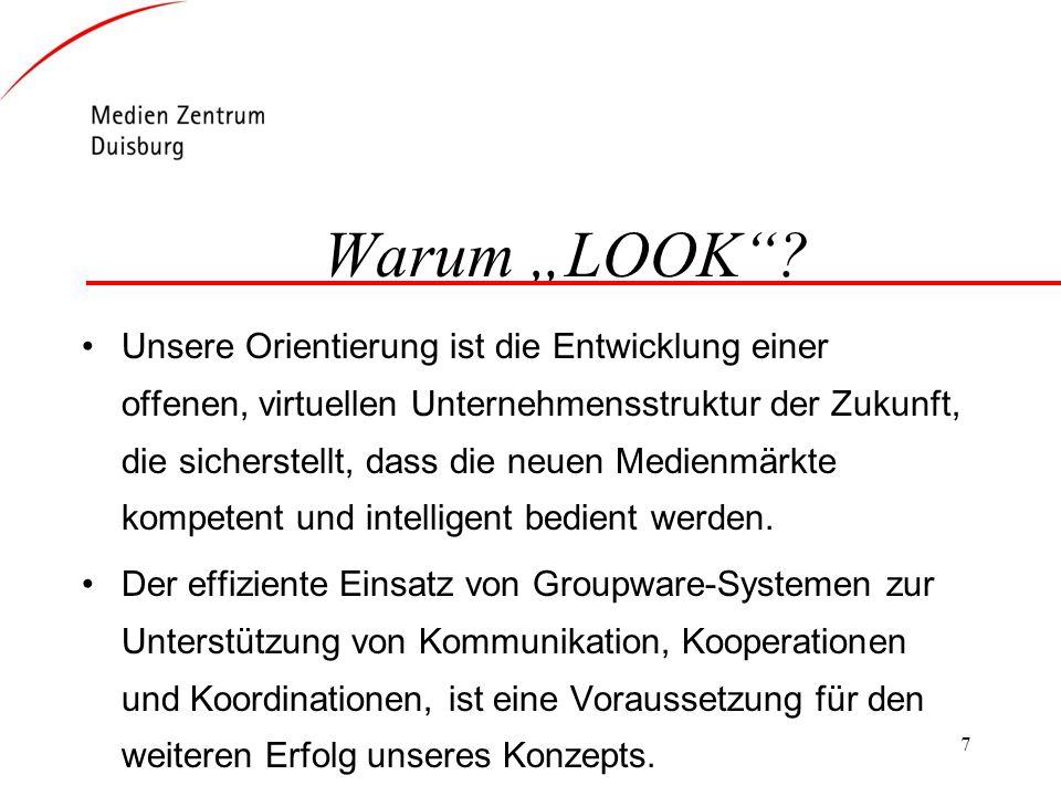 """Warum """"LOOK"""