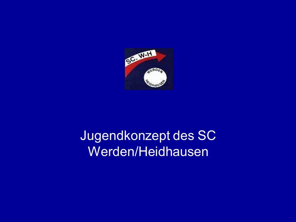Jugendkonzept des SC Werden/Heidhausen