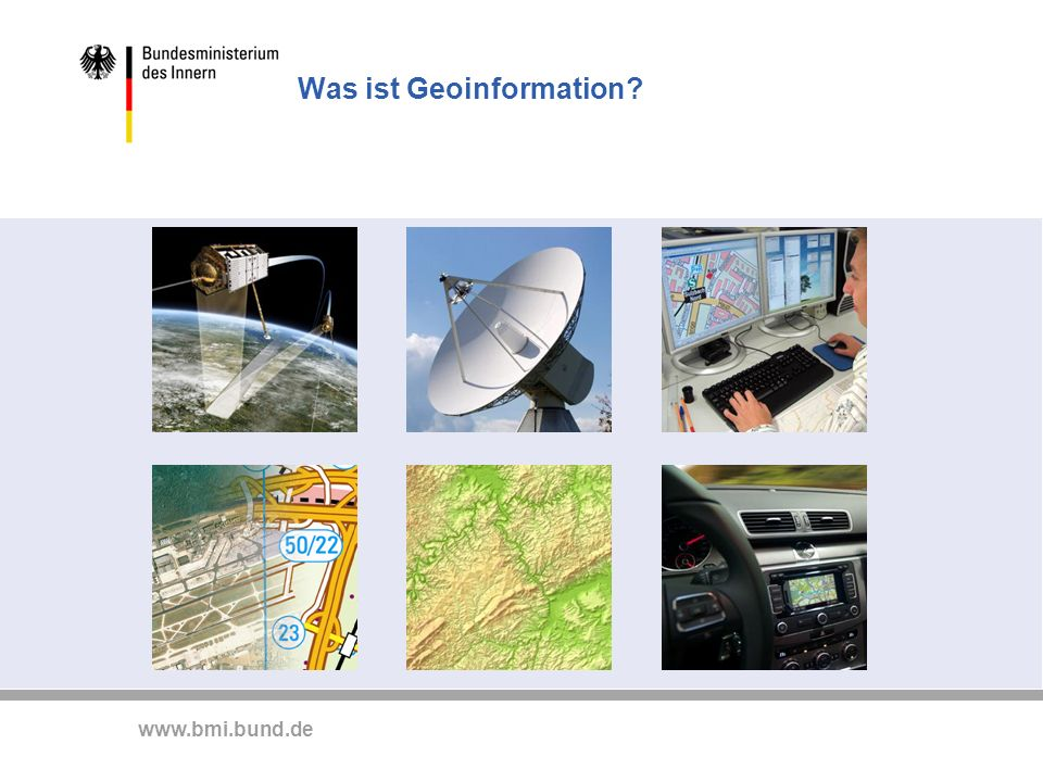 Was ist Geoinformation