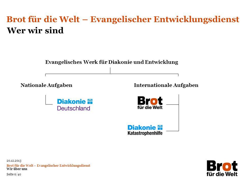 Evangelisches Werk für Diakonie und Entwicklung