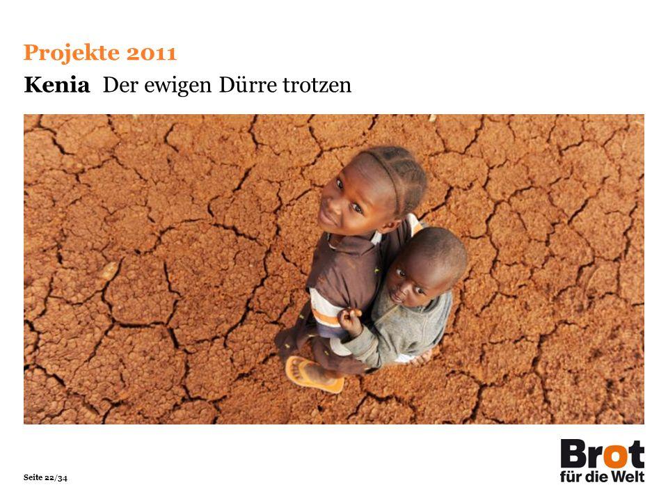 Kenia Der ewigen Dürre trotzen