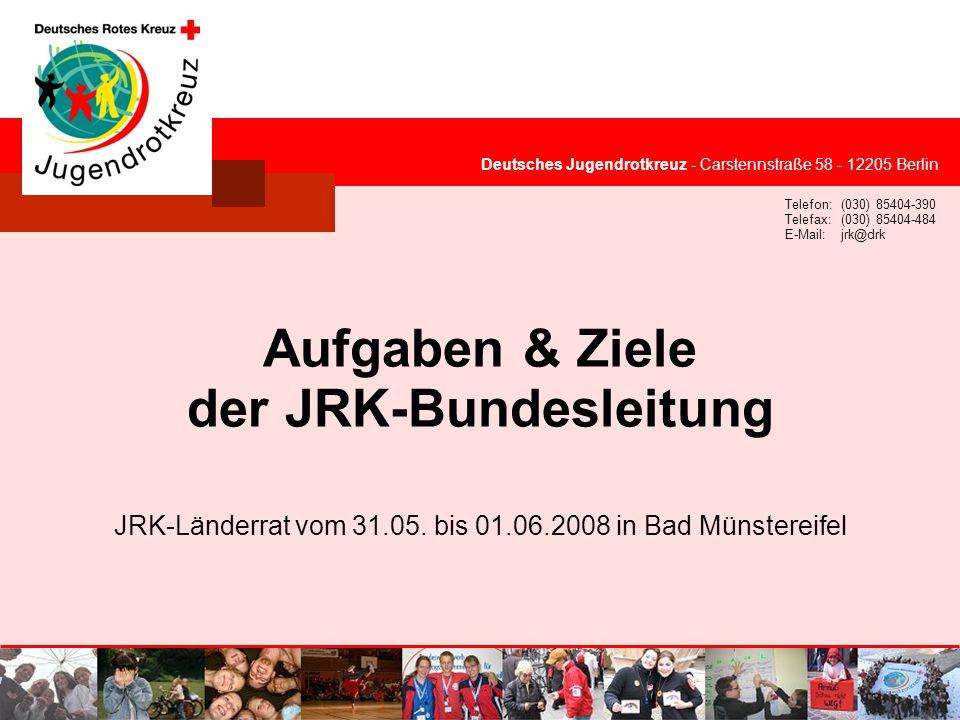 der JRK-Bundesleitung
