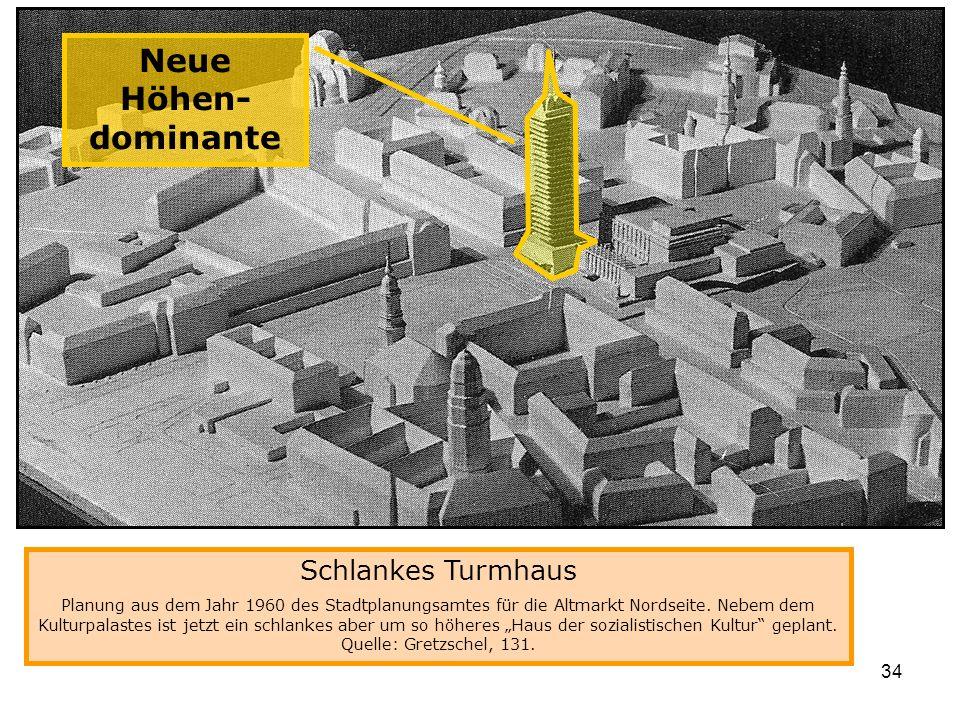 Neue Höhen-dominante Schlankes Turmhaus