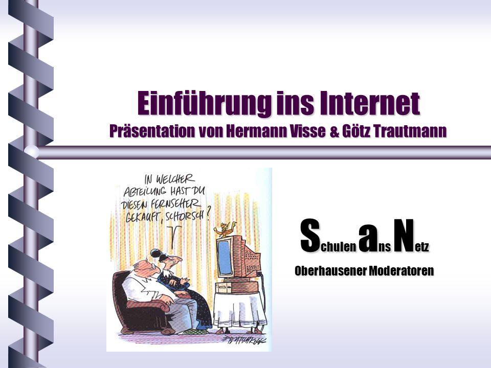 Schulen ans Netz Oberhausener Moderatoren