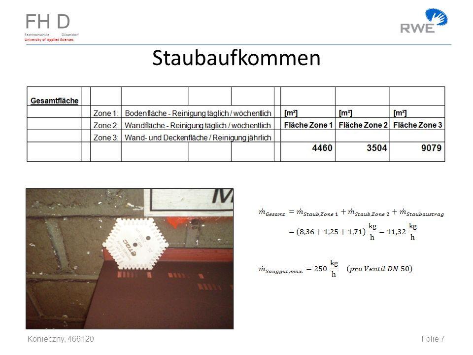 Staubaufkommen Konieczny, 466120