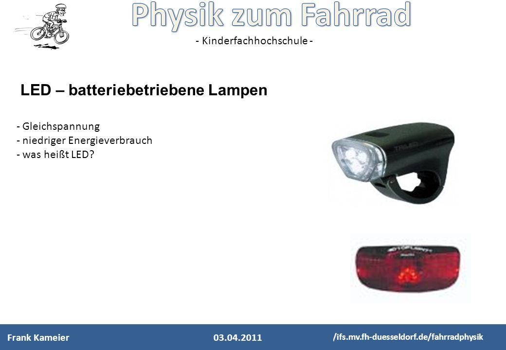LED – batteriebetriebene Lampen