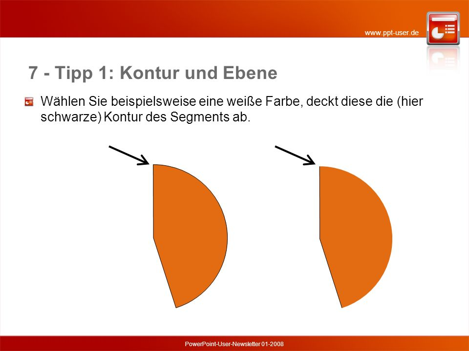 7 - Tipp 1: Kontur und Ebene