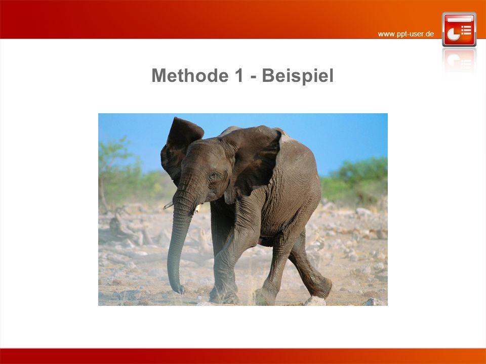 Methode 1 - Beispiel