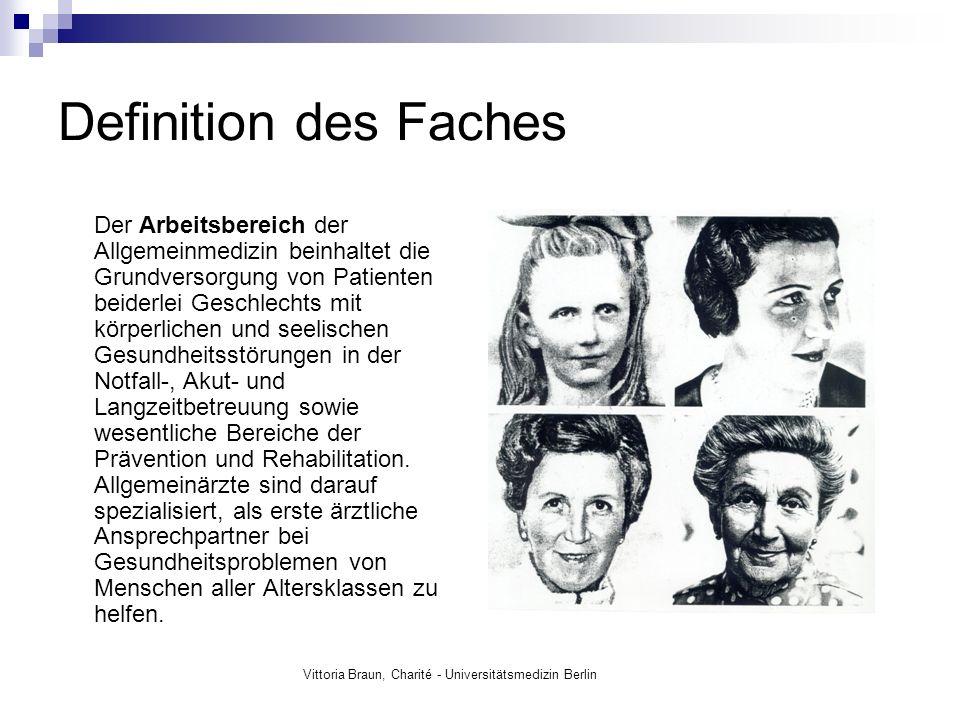 Vittoria Braun, Charité - Universitätsmedizin Berlin