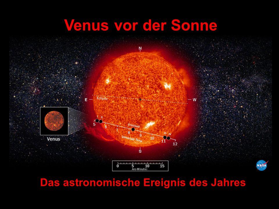 Das astronomische Ereignis des Jahres