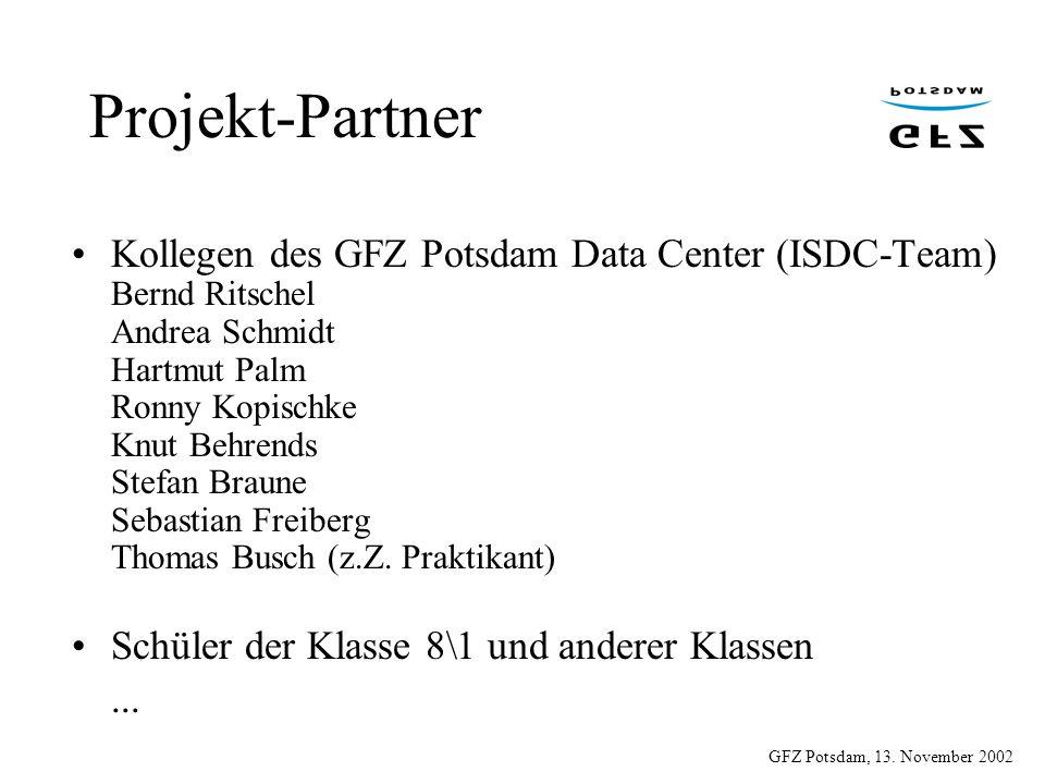 Projekt-Partner