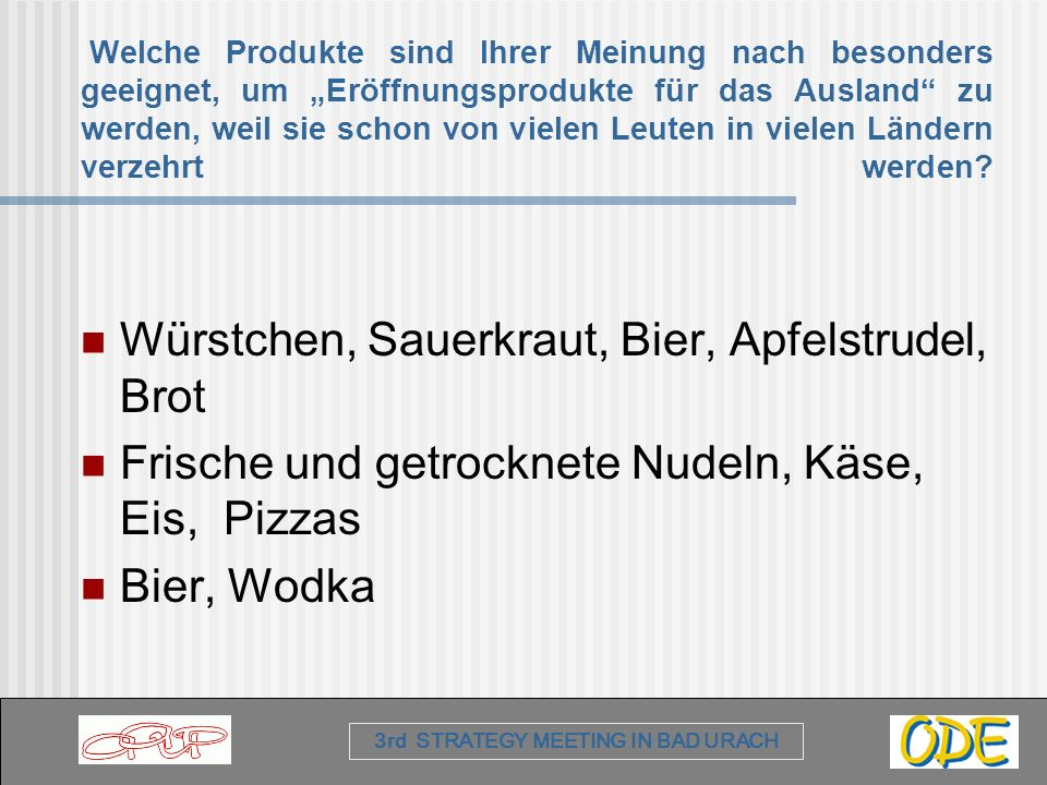 Würstchen, Sauerkraut, Bier, Apfelstrudel, Brot