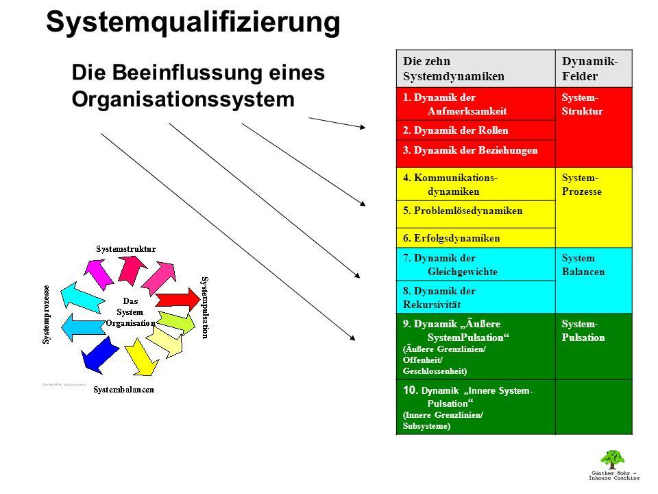 Systemqualifizierung